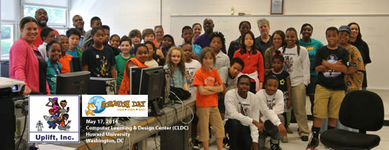 Uplift's 3rd Annual Scratch Day DC
