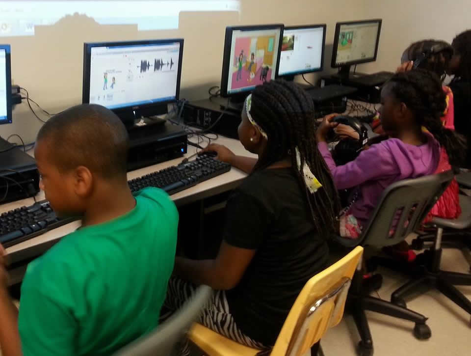 Scratch Summer Camp @ Tree of Life Community Public Charter School